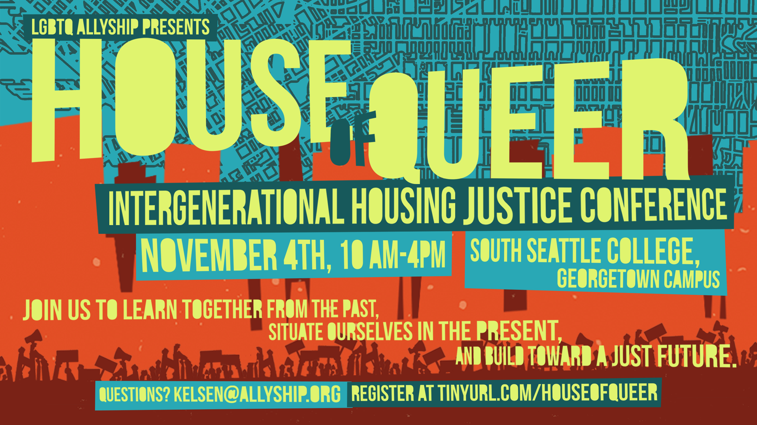 House of Queer Intergenerational Housing Justice Conference