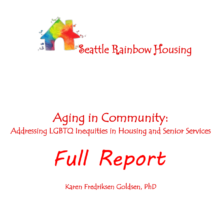 Seattle Rainbow Housing logo
