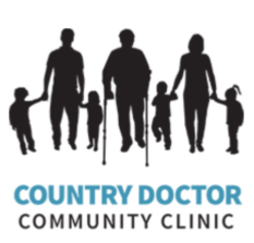 Country Doctor community clinic logo