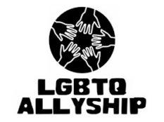 LGBTQ ALLYSHIP logo