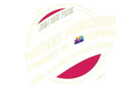 Writer's Workshop sponsored by GENPride logo