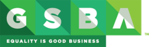 GSBA Equality is Good Business logo
